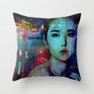 Je T'aime Moi Non Plus Throw Pillow