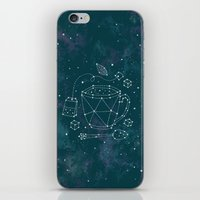 Tea Time Constellation iPhone & iPod Skin