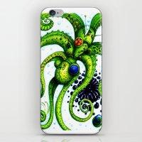 Infinity Octopus iPhone & iPod Skin