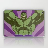 The Monster Laptop & iPad Skin