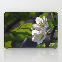 Apple Blossom iPad Case
