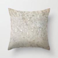 Crystal 7 Throw Pillow