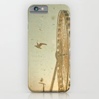 iPhone & iPod Case featuring Bird's Eye View by Cassia Beck