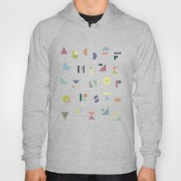 ABC colorful Hoody