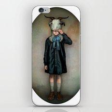 Scapegoat iPhone & iPod Skin