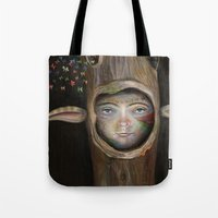 Tree Life Tote Bag