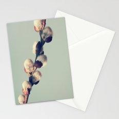 Fluffy gray Stationery Cards
