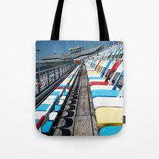 Daytona Grandstand Tote Bag