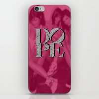 DOPE is Love iPhone & iPod Skin