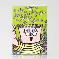 Flying Memories Stationery Cards