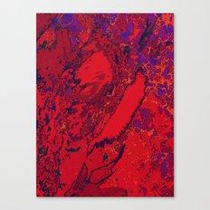 Peau Canvas Print