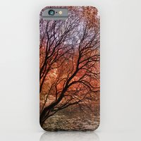 iPhone & iPod Case featuring Mad colors of Autumn by DS' photoart