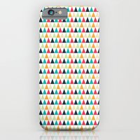 triangle iPhone & iPod Cases featuring triangle by Sébastien BOUVIER