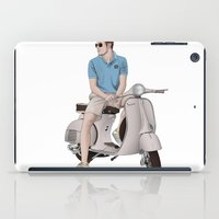 Vespa Lover iPad Case