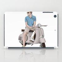 Vespa Lover iPad Case
