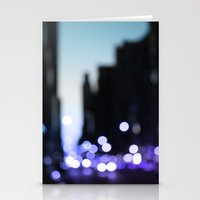 Big Lights Will Inspire … Stationery Cards
