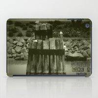Sleep Like A Log iPad Case