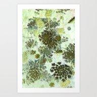 Inverted Art - Queen Ann… Art Print
