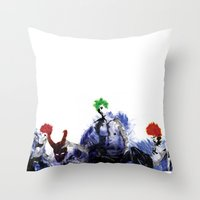 A Dagger Of The Mind Throw Pillow