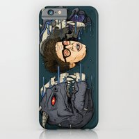 iPhone & iPod Case featuring Terror Dog by Fiction Design