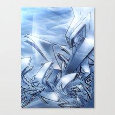 Mystique Blue Canvas Print