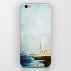 On The Front Textured Fine Art Photograpy iPhone & iPod Skin