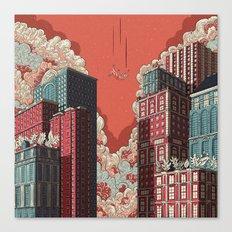 Dream - Free Fall Canvas Print