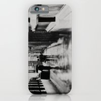 in black and white ...  iPhone 6 Slim Case
