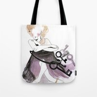 Keys to the castle Tote Bag