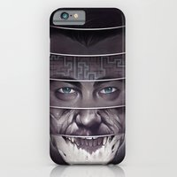 iPhone & iPod Case featuring Lost Totem by Chris B. Murray