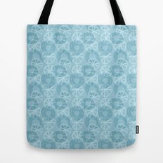 Abstract circles Tote Bag