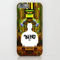 iPhone & iPod Case featuring Ta-Ku - 24 by Guillaume '96' Bonte