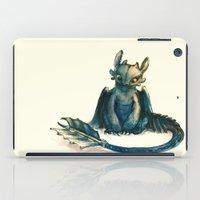 Toothless iPad Case