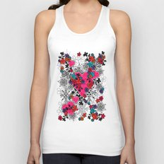 heart is home Unisex Tank Top