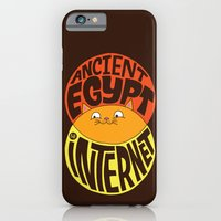 Ancient Egypt, The Internet, Cats iPhone 6 Slim Case