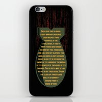I Like Ike iPhone & iPod Skin