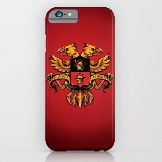 Crest de Chocobo iPhone & iPod Case