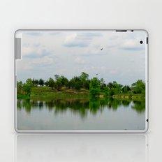 Lake on the Prairie Laptop & iPad Skin