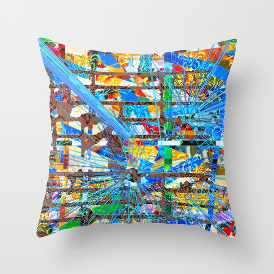 Ally (Goldberg Variations #6) Throw Pillow
