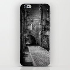 Everything's waiting for you iPhone & iPod Skin