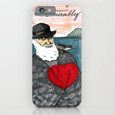 A Darwinian Heart iPhone 6s Slim Case