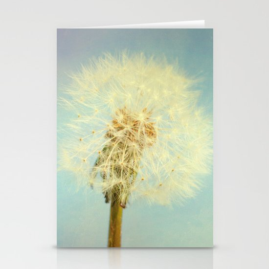 Wishes Stationery Card