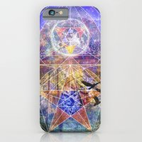 iPhone & iPod Case featuring Moon by alleira photography
