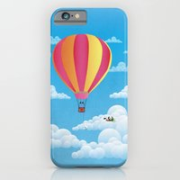 Picnic In A Balloon On A… iPhone 6 Slim Case