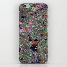 comic crash bang booom iPhone & iPod Skin