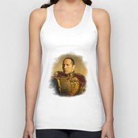 Dwayne (The Rock) Johnson - replaceface Unisex Tank Top