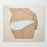 It's Mathematical! Canvas Print