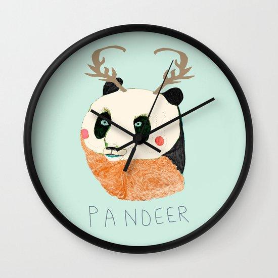 PANDEER :D Wall Clock