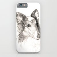 iPhone & iPod Case featuring Remembering Maggie :: A Tribute to a Collie by RipdNTorn