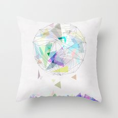 Graphic 41 VACANCY Throw Pillow